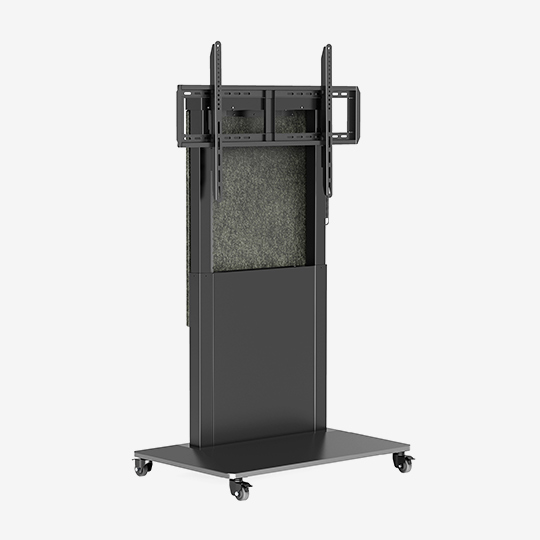 IWH3262 Electrical Height Asjustable TV Cart
