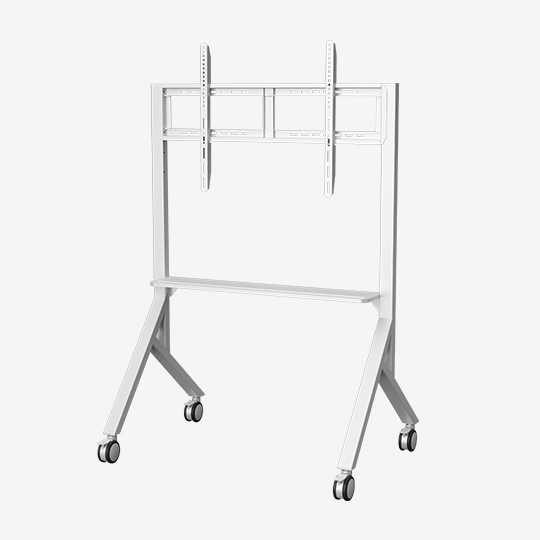 WH3302 90 Inch Interactive Display Mobile Cart Simple