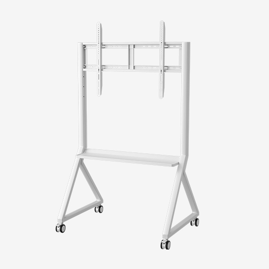 WH3305 75 Inch Interactive Display Mobile Cart Simple