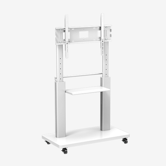 WH3781 65 Inch Interactive Display Mobile Cart Heavy Duty