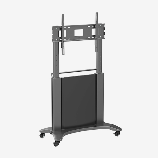 WH3782-1 65 Inch Interactive Display Mobile Cart Heavy Duty