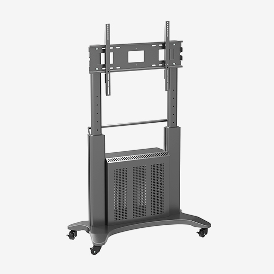 WH3782 65 Inch Interactive Display Mobile Cart Heavy Duty