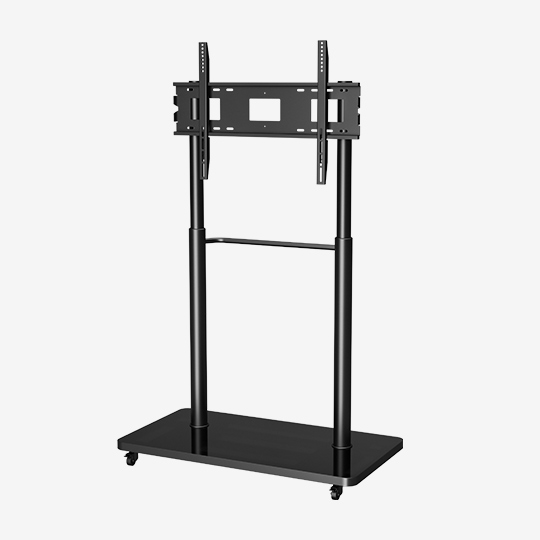 WH3785 65 Inch Interactive Display Mobile Cart Heavy Duty