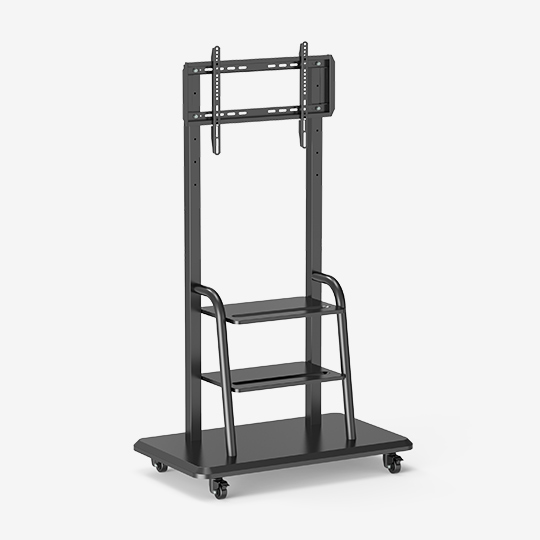 WH3786 65 Inch Interactive Display Mobile Cart Simple