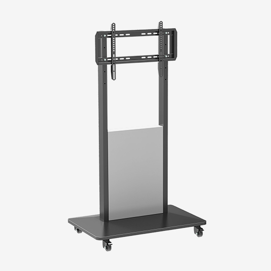 WH3787 55 Inch Interactive Display Mobile Cart Simple