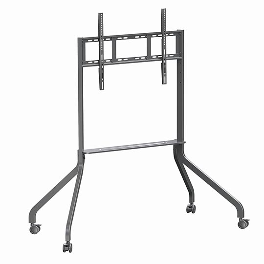 WH3301-L 86 Inch Interactive Display Mobile Cart Simple
