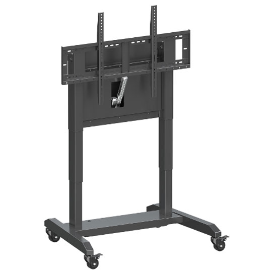 IWH3282-T Electrical Height Asjustable TV Cart
